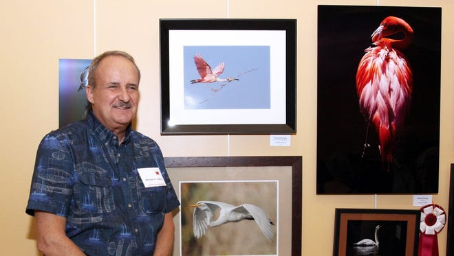 Michael Purcell, Best in Show, 'Focused Flight.'