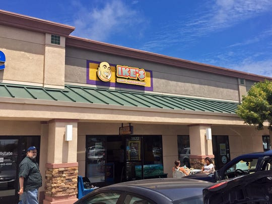 Ike's Place — healthy, tasty sandwiches in North Salinas