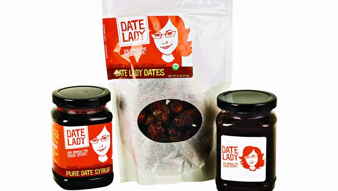 Springfield-based Date Lady sells organic dates, pure date syrup and other products.