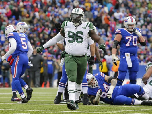 Jets Wilkerson Football