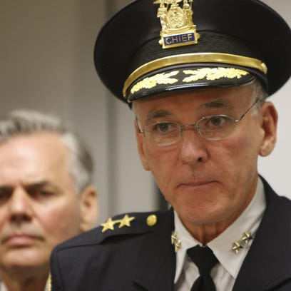 Former Ramapo Police Chief Peter Brower was New York's
