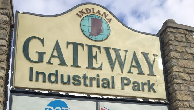 Officials are working to find an answer to sewer issues at the Indiana Gateway Industrial Park in Cambridge City.