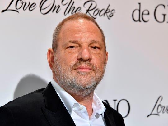 Jennifer Lawrence says Harvey Weinstein was 'paternal'