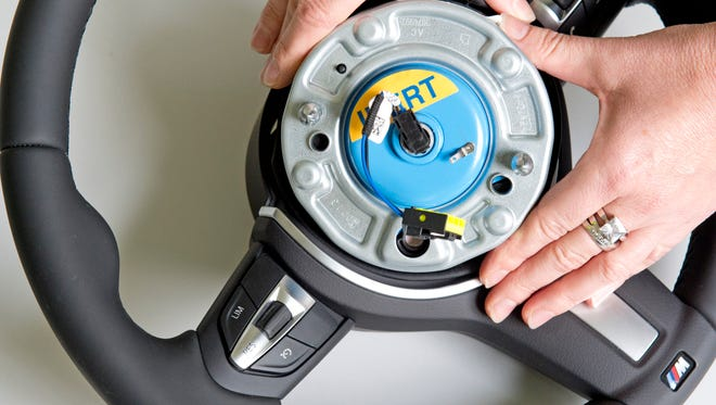 Defective Takata airbags can blow shrapnel into vehicle occupants and have triggered recalls of more than 11 million cars worldwide.