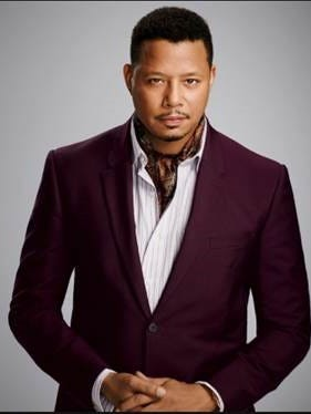 Actor Terrence Howard
