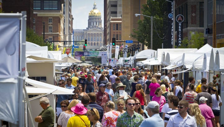 100 things to do in Iowa this summer