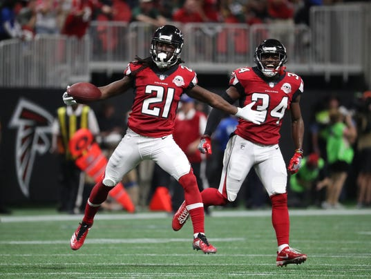 USP NFL: GREEN BAY PACKERS AT ATLANTA FALCONS S FBN ATL GB USA GA