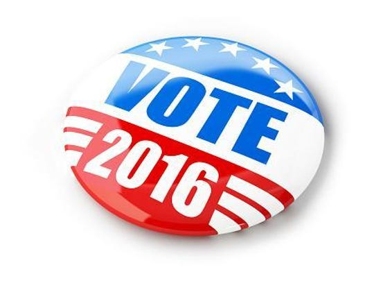 New Jersey's primary election is June 7.