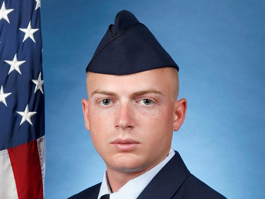 Air Force Airman Kyle W. Dauley