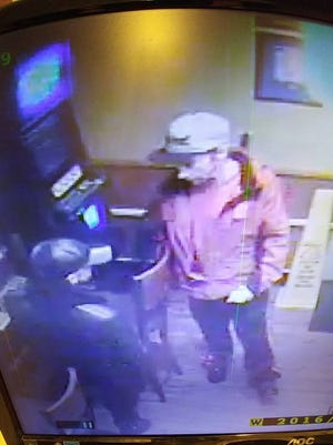 A donation box raising money to end child hunger was stolen by a man at around 2:30 a.m. on Black Friday, Nov. 25, at the Denny's restaurant on 3680 Market St NE.