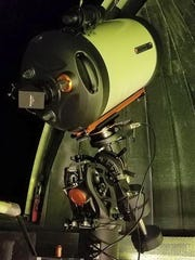Kopernik Observatory and Science Center has a new 14-inch reflector telescope.