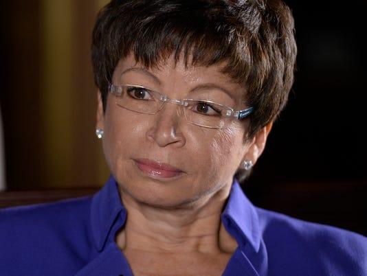 Valerie Jarrett White House
