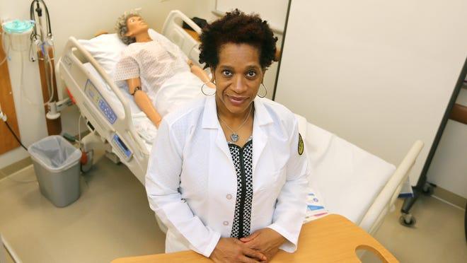 Tina Turner is a nursing instructor at Monroe Community College.