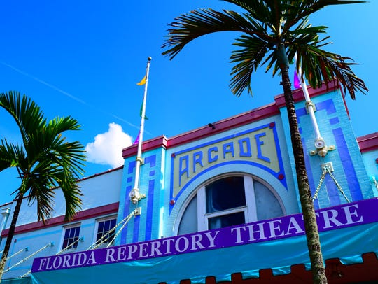Florida Rep's home is the historic Arcade Theatre,