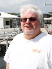 Ricky Eastwold, one of the owners of Bull Shoals Lake