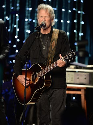 Tickets go on sale Friday to see Kris Kristofferson Jan. 13 at the Meyer Theatre.