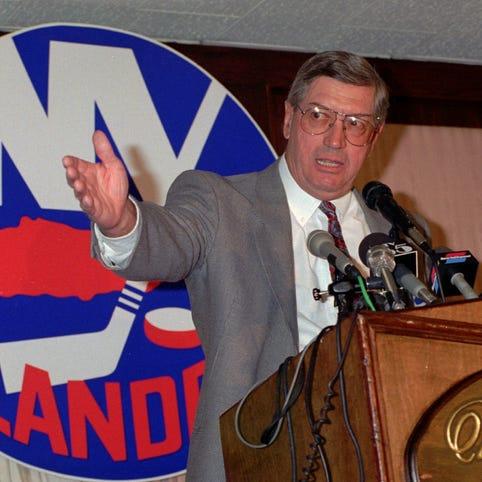 Legendary NHL coach Al Arbour