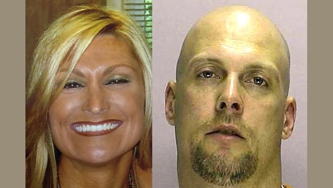 Michael Eitel was accused of killing his ex-girlfriend Carole Bowne. Eitel was found dead of a suicide days after the slaying.