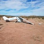 Plane crash Saturday near Hatch claims four lives; wreckage found Sunday
