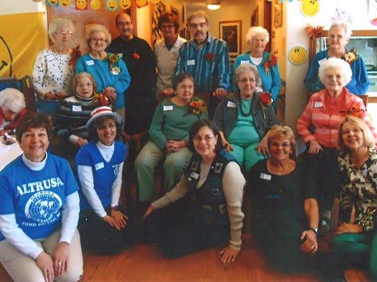 Altrusa International of Fond du Lac visited Kindred