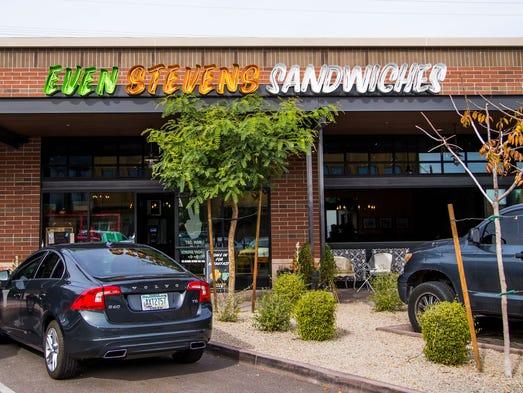 Gilbert Downtown Restaurants Even Stevens