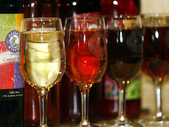 Easley Winery in Downtown Indianapolis offers $5 wine tastings every weekend.