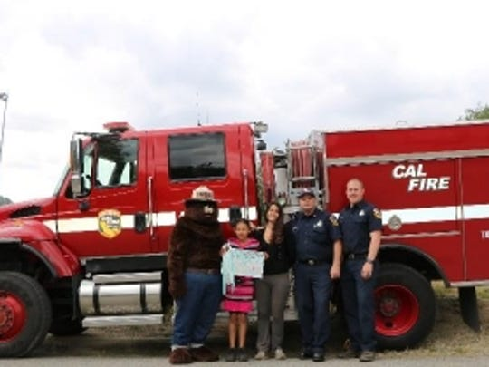 Cal Fire are some of our hardest working Hometown Heroes this season, between the Carr and Ferguson fires. They'll still find time to show off their firefighting equipment on Main Street this weekend.