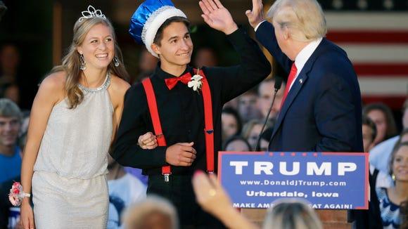 AP GOP 2016 TRUMP A ELN USA FL