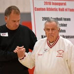 Pioneering Canton HS baseball coach, Fred Crissey, 85, leads first Hall of Fame inductees