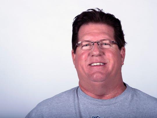 Eddie Gassman, Republican candidate for Texas's 27th