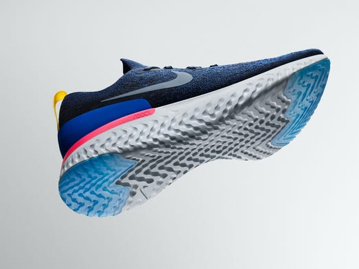 Nike, trying to goose sluggish sales and woo fickle