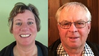 Omro voters cast the most ballots for Joanie Beem and Tom Jackson, who will serve on the Omro School Board.