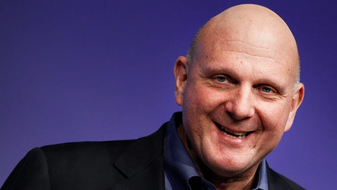 Former Microsoft Chief Executive Officer Steve Ballmer completed his $2 billion purchase of the Los Angeles Clippers on Tuesday, folowing the ousting of Donald Sterling as owner.
