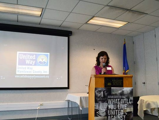 United Way Manitowoc County Executive Director Tania