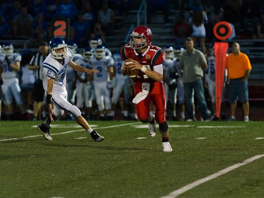 Johnstown 14, Chillicothe 10