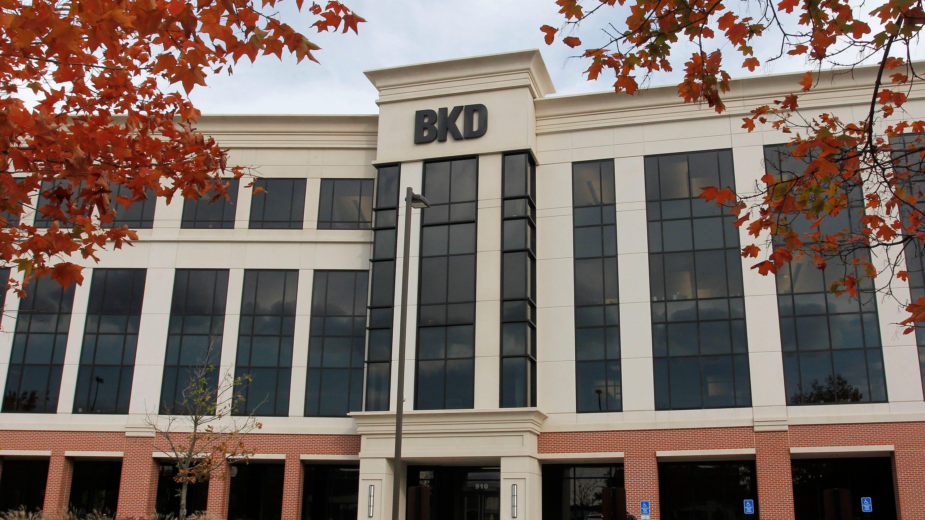 Ozarks Business Titans BKD