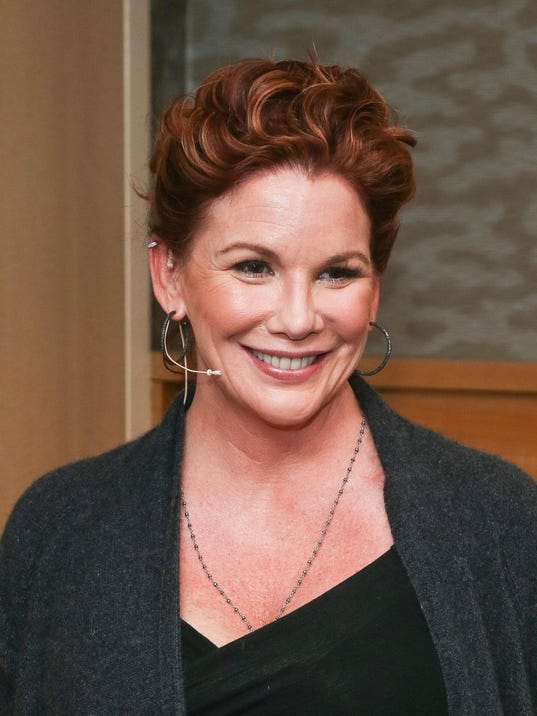 """Melissa Gilbert Signs Copies Of Her Children's Book """"Daisy And Josephine"""""""