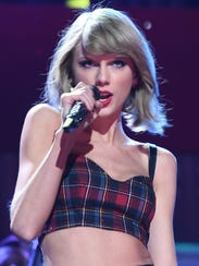 Taylor Swift will play Ford Field on May 30.