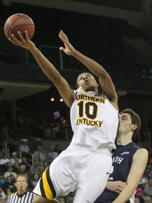 Tyler White had 24 points for the Norse.