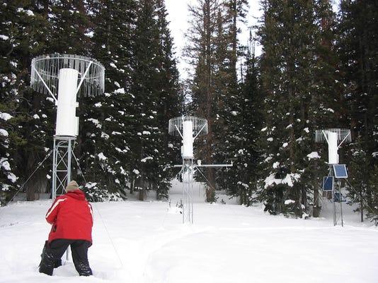 snowfall arizona generators