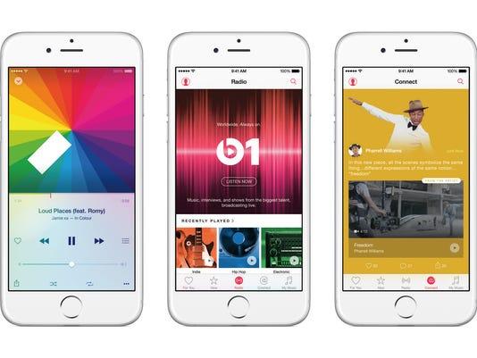 635712200622295745-iPhone6-3Up-AppleMusic-Features-PR-PRINT