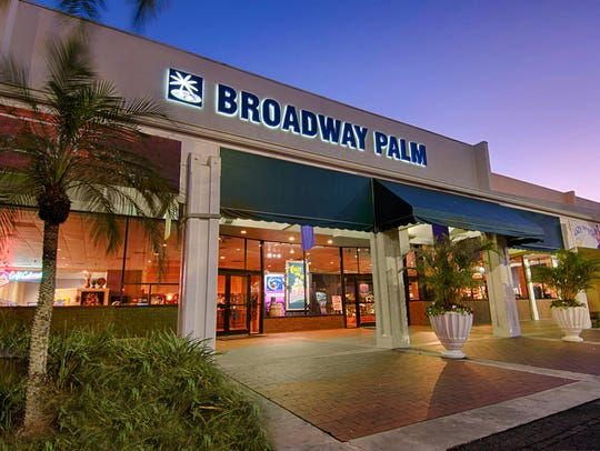 Broadway Palm dinner theater in Fort Myers