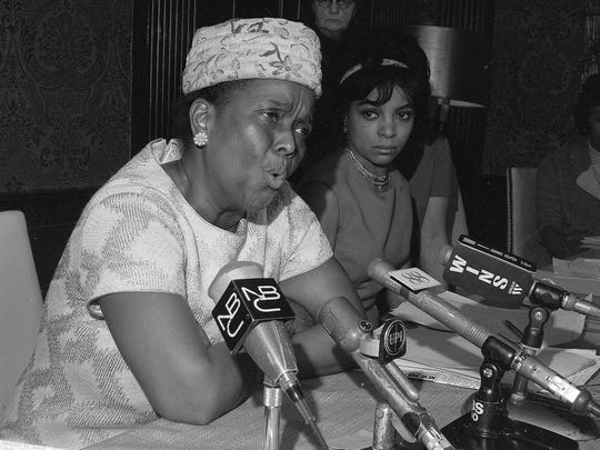Ella Baker, official of the Southern Conference Educational