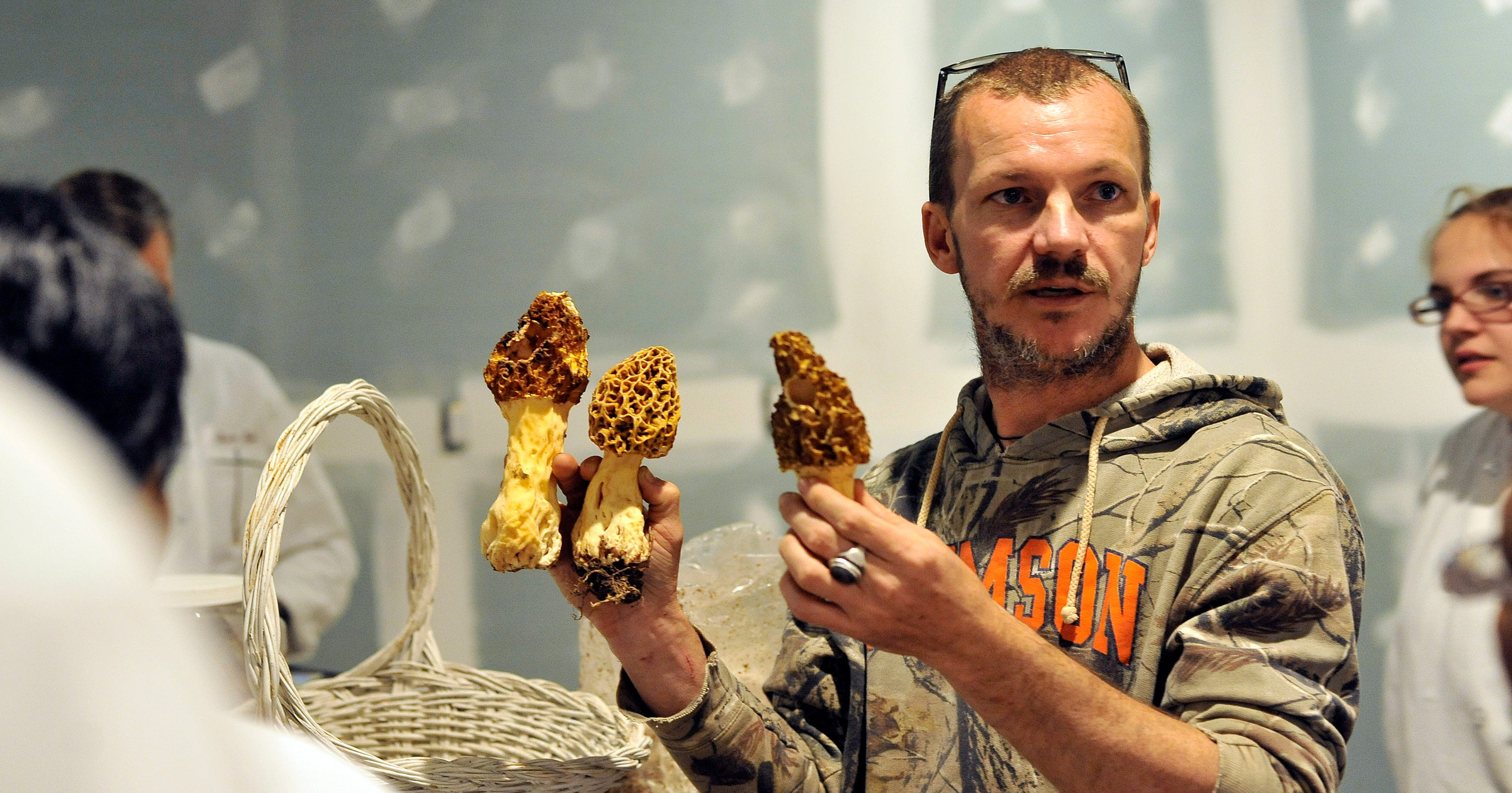Mushroom business built from ground up