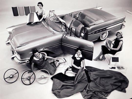Gere Kavanaugh (at top) was one of General Motors'