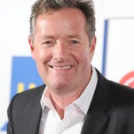 """Piers Morgan tweeted """"Och aye, it's the noo,"""" as results came in for the Scottish independence referendum."""