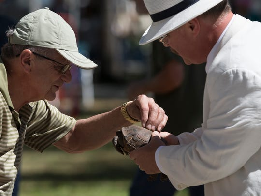 The 27th annual Pelican Island Wildlife Festival is Saturday at Riverview Park in Sebastian.