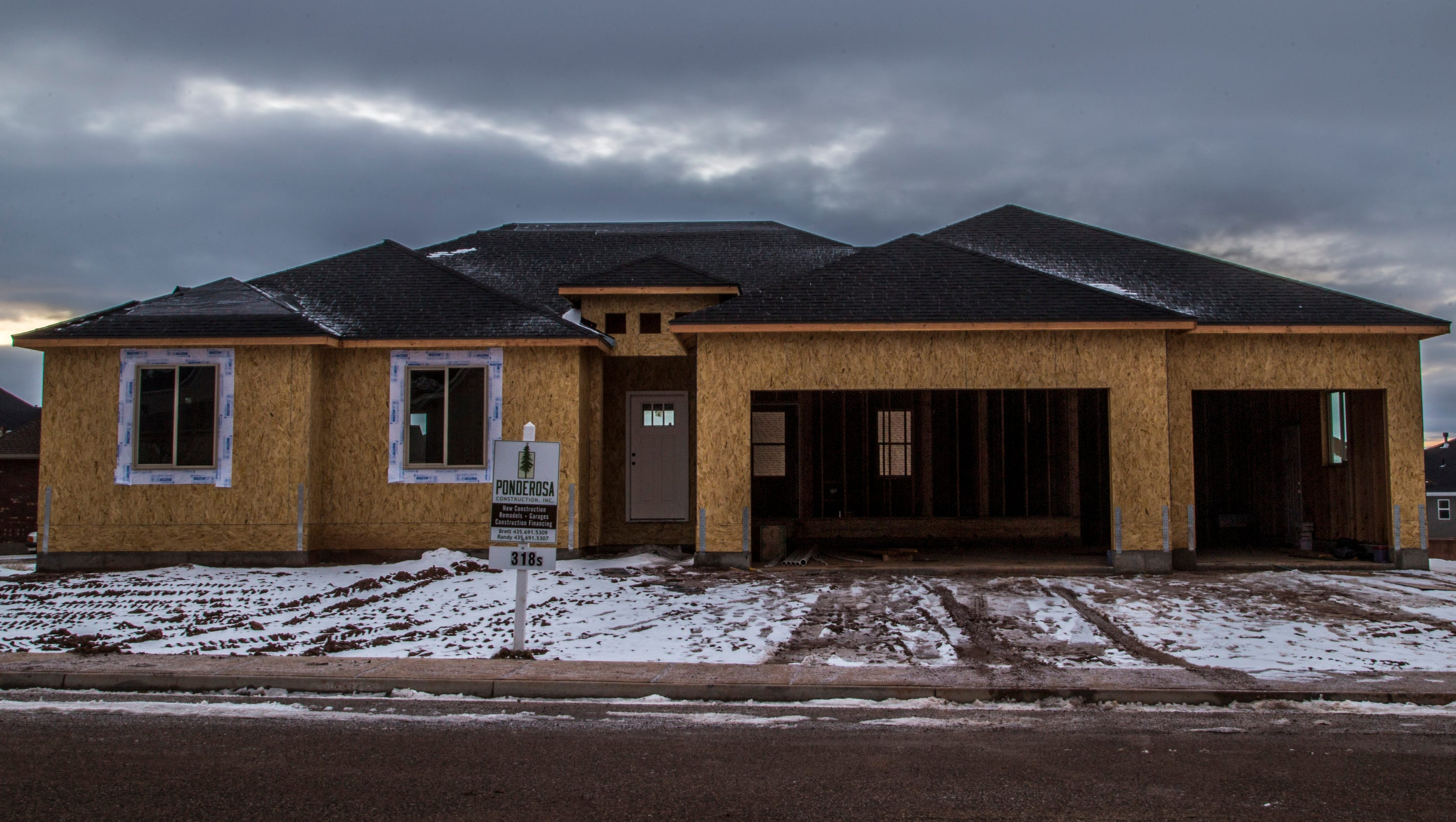 Real estate prices rising around cedar city lds temple for Mansion prices