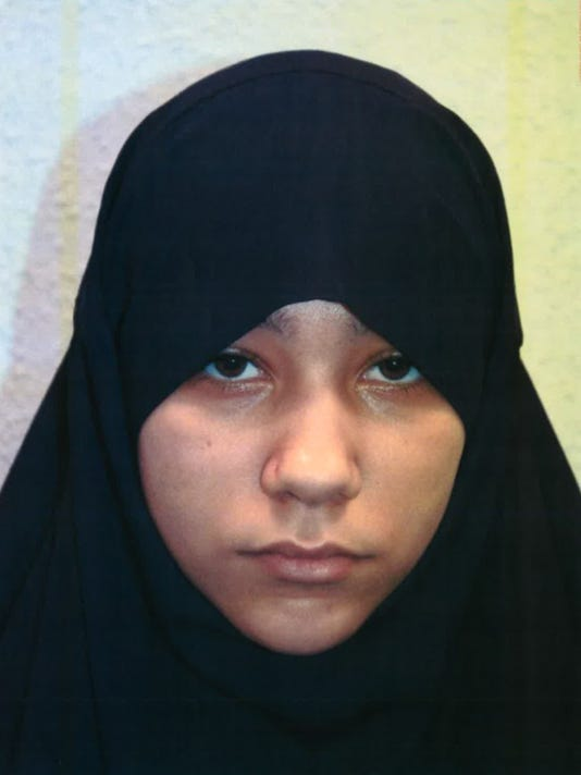 British ISIS Safaa Boular