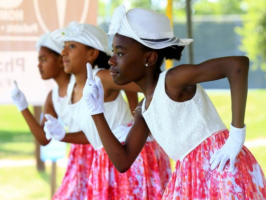 The NAACP Juneteenth Celebration will be from 10 a.m.